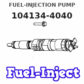 104134-4040 FUEL-INJECTION PUMP
