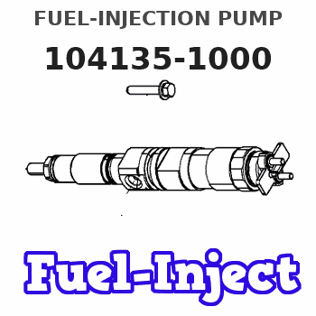 104135-1000 FUEL-INJECTION PUMP