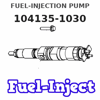104135-1030 FUEL-INJECTION PUMP