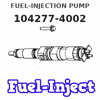 104277-4002 FUEL-INJECTION PUMP