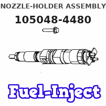 105048-4480 NOZZLE-HOLDER ASSEMBLY