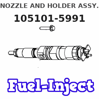 105101-5991 NOZZLE AND HOLDER ASSY.