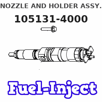 105131-4000 NOZZLE AND HOLDER ASSY.