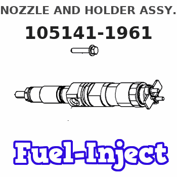 105141-1961 NOZZLE AND HOLDER ASSY.