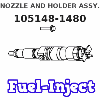 105148-1480 NOZZLE AND HOLDER ASSY.