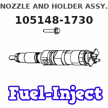 105148-1730 NOZZLE AND HOLDER ASSY.