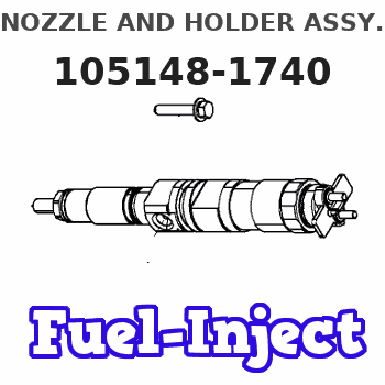 105148-1740 NOZZLE AND HOLDER ASSY.