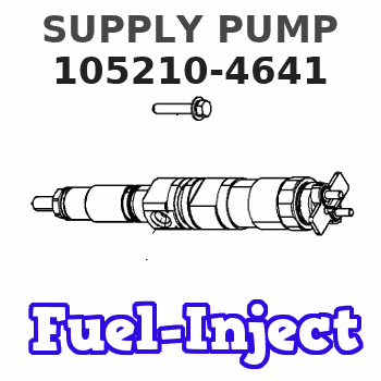 105210-4641 SUPPLY PUMP