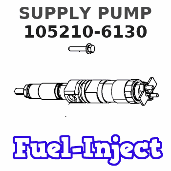 105210-6130 SUPPLY PUMP