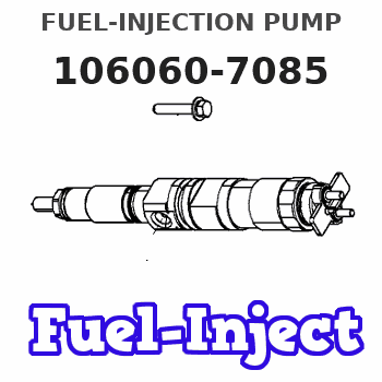 106060-7085 FUEL-INJECTION PUMP