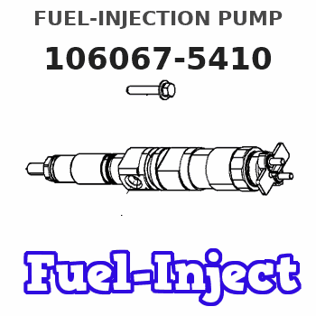 106067-5410 FUEL-INJECTION PUMP