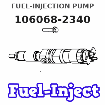 106068-2340 FUEL-INJECTION PUMP
