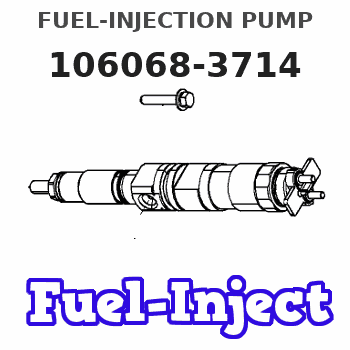 106068-3714 FUEL-INJECTION PUMP