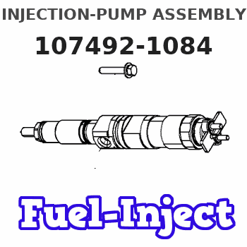 107492-1084 INJECTION-PUMP ASSEMBLY