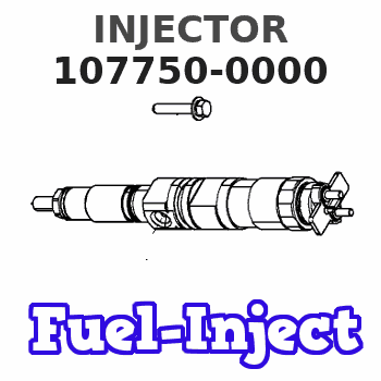 107750-0000 INJECTOR