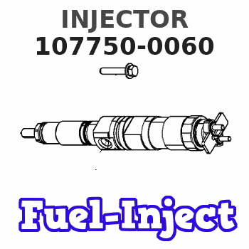 107750-0060 INJECTOR
