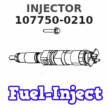 107750-0210 INJECTOR
