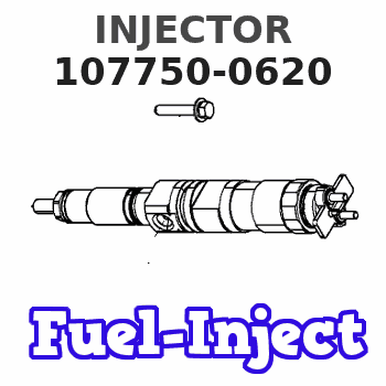 107750-0620 INJECTOR
