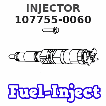107755-0060 INJECTOR