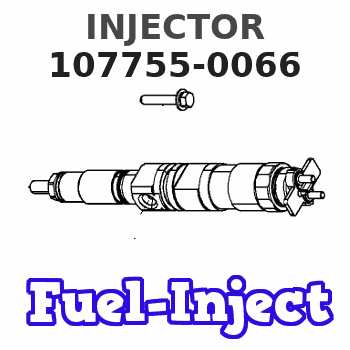 107755-0066 INJECTOR