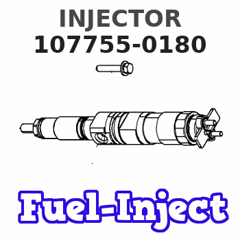 107755-0180 INJECTOR