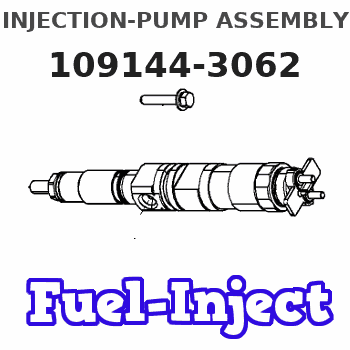 109144-3062 INJECTION-PUMP ASSEMBLY
