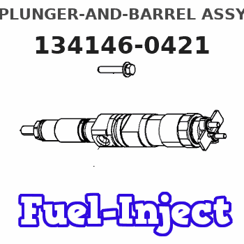 134146-0421 PLUNGER-AND-BARREL ASSY