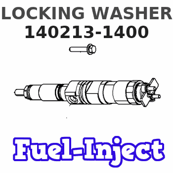 140213-1400 LOCKING WASHER