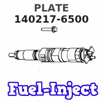 140217-6500 PLATE