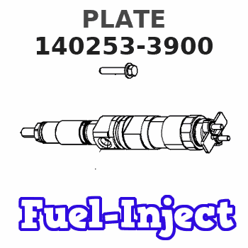 140253-3900 PLATE