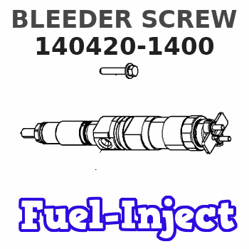 140420-1400 BLEEDER SCREW