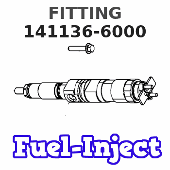 141136-6000 FITTING