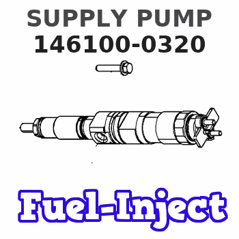 146100-0320 SUPPLY PUMP