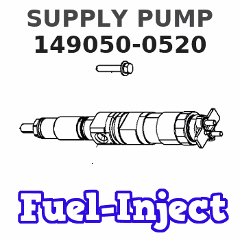 149050-0520 SUPPLY PUMP
