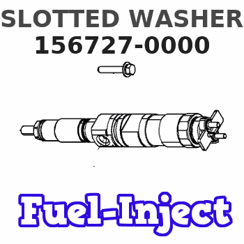 156727-0000 SLOTTED WASHER