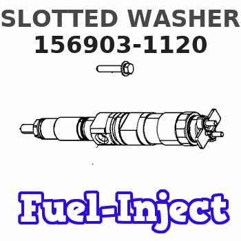 156903-1120 SLOTTED WASHER